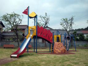舞崎第2公園複合遊具