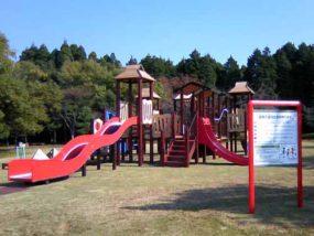 陶芸公園遊具設置工事